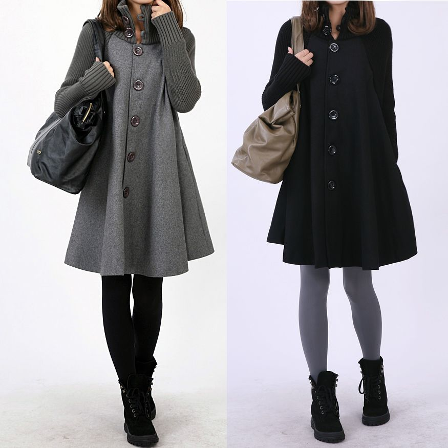 Long Winter Coats for Women On Sale | 2012 women plus size winter ...