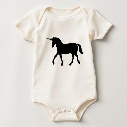 #cute #baby #bodysuits - #My Unicorn Baby Bodysuit