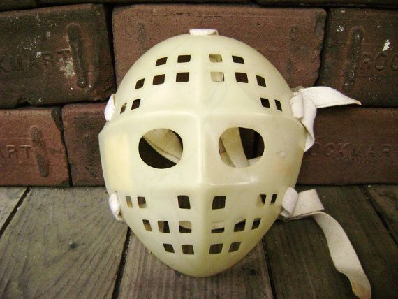 Vintage Cooper Hm6 Jr Street Hockey Goalie Mask Street Hockey Hockey Mask Goalie Mask