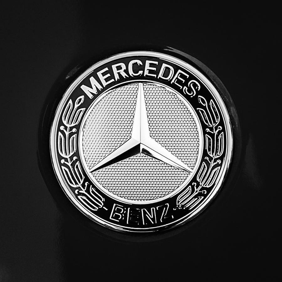 Mercedes Benz 6 3 Gullwing Emblem Auto Mostrinhos Papeis De Parede