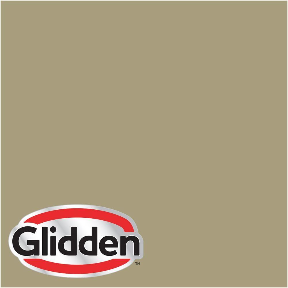 Glidden Premium 8 Oz Hdgg12 Artichoke Leaf Semi Gloss Interior Paint Sample