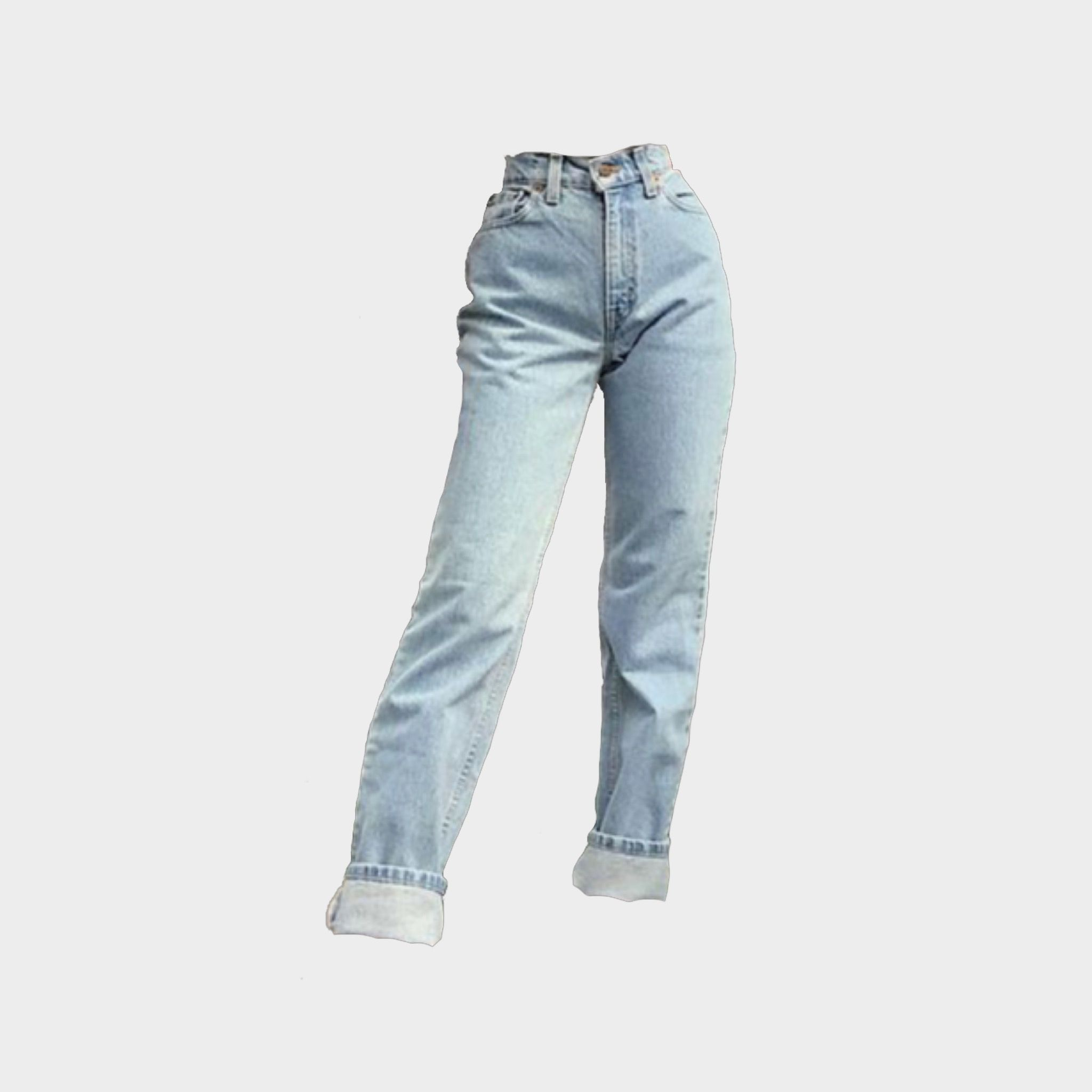 High Waisted Mom Jeans Png For Mood Boards Polyvore Fillers High Waisted Mom Jeans Mom Jeans Ripped Jeggings