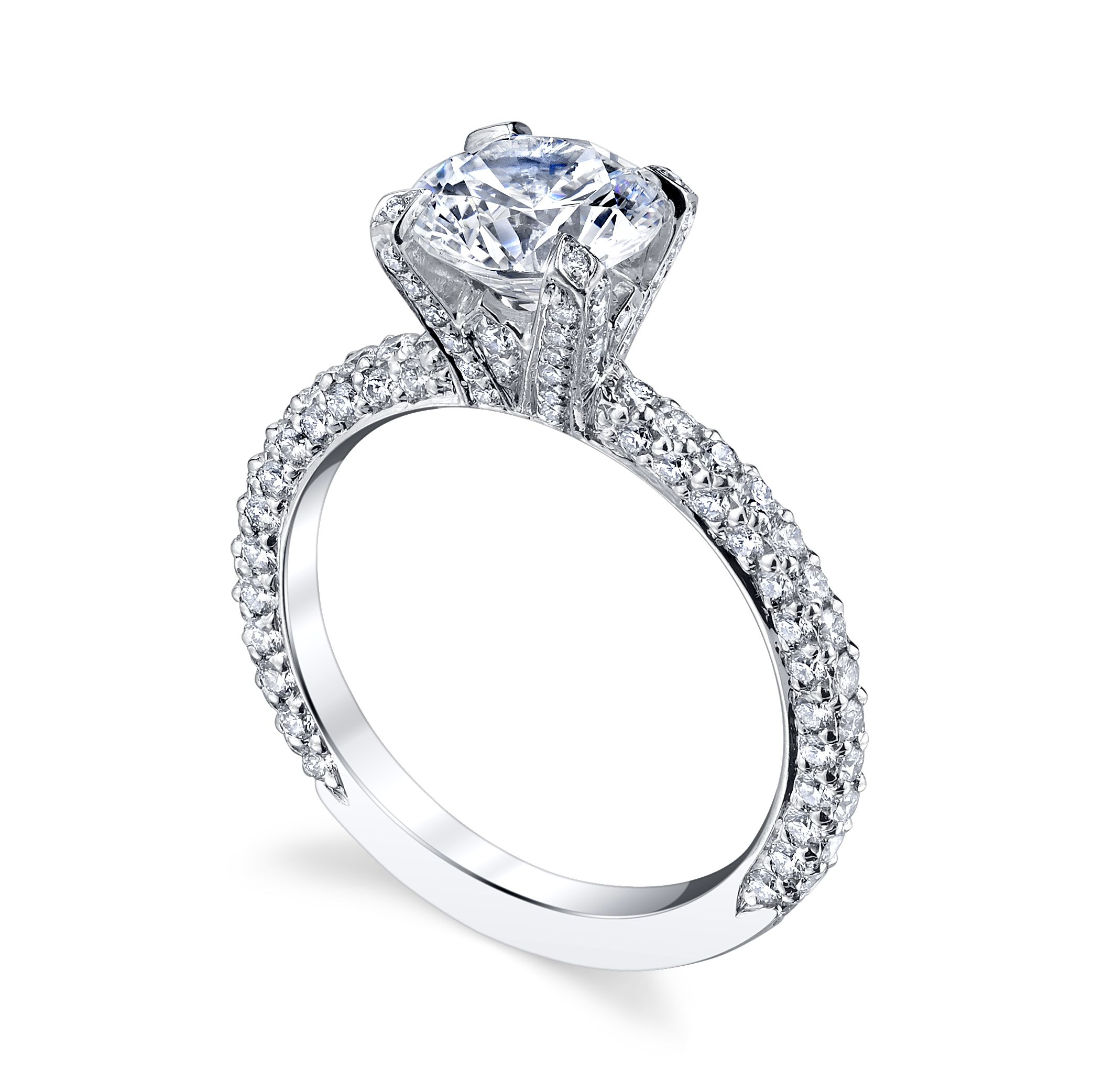 Designer Engagement Rings And Wedding Rings By Princess Ring