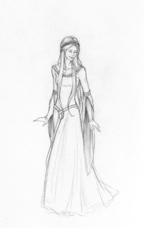 The Forgotten Queen by Achen089.deviantart.com on