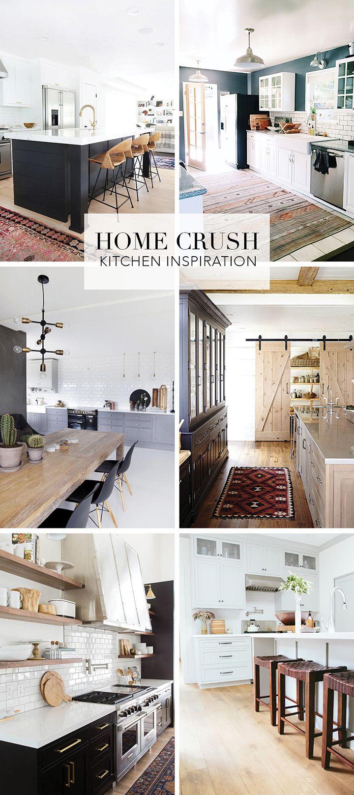 Home Crush – Kitchen Inspiration | Pinterest | Crushes, Kitchens and ...