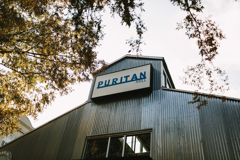 Foundry at Puritan Mill Wedding Atlanta wedding venues