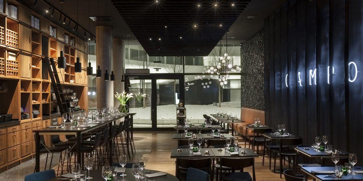 Najpiekniejsza Restauracja Swiata Znajduje Sie We Wroclawiu Campo Z Nagroda Win Awards Interior Photography Modern Picture Gallery