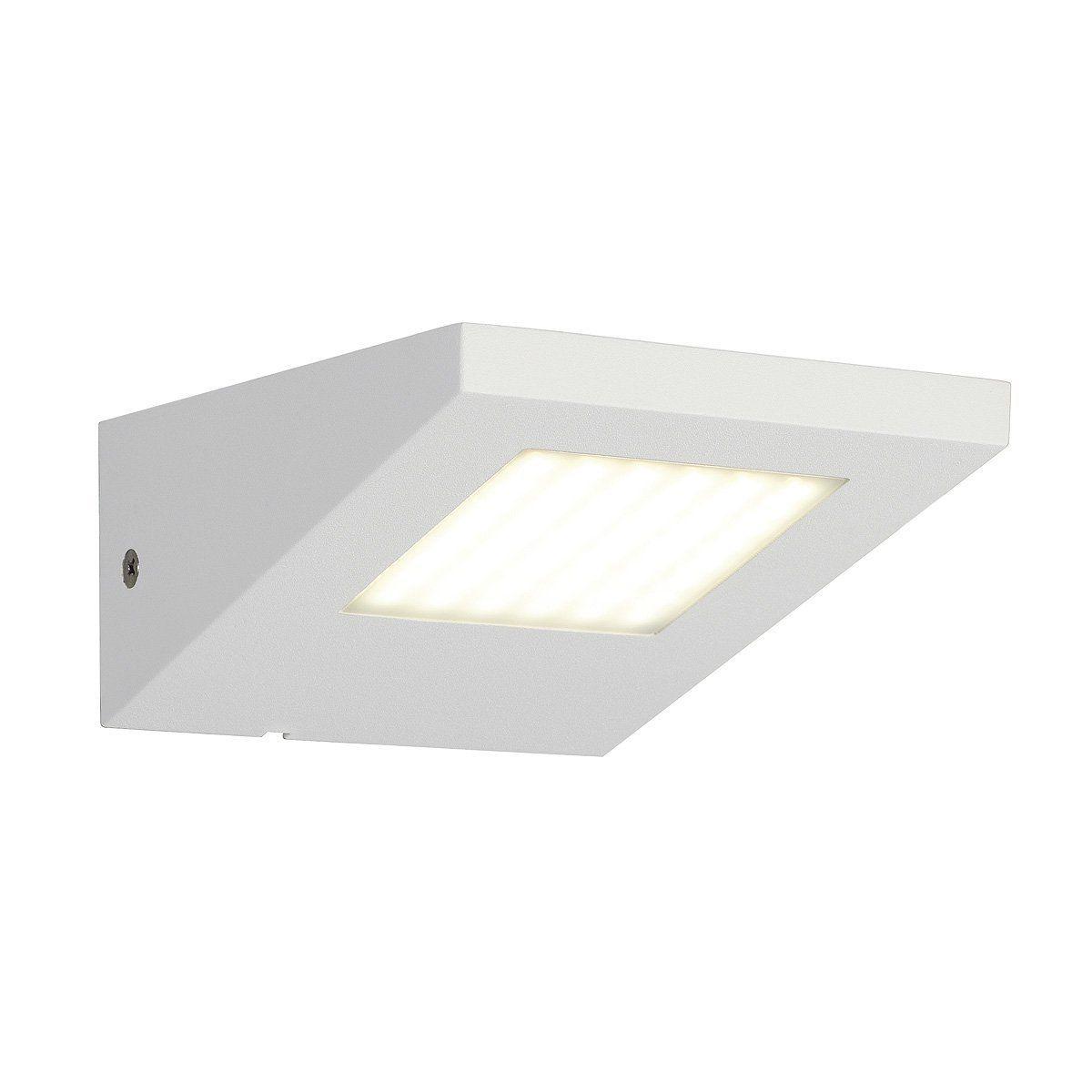 Slv 231311 Iperi Wl Wall Light White 48 Led Neutral White