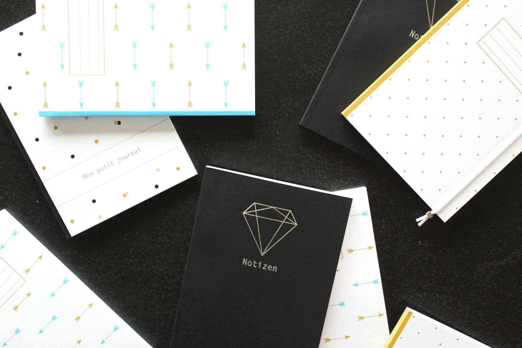The Paris Notebooks are here!