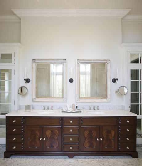Merveilleux Simplified Bee®: Designer Bathrooms: Vanity And Sink Styles For All Tastes