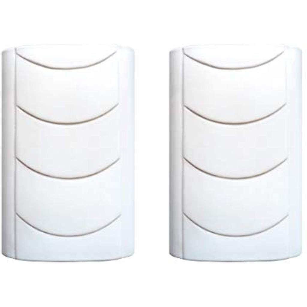 Luftbefeuchter Keramik 6er Pack für Rippenheizkörper Wasserverdunster in weiss
