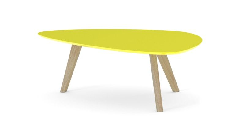 Table Basse Naila Industrielle Jaune Chene But Meuble Canape Table Table Basse