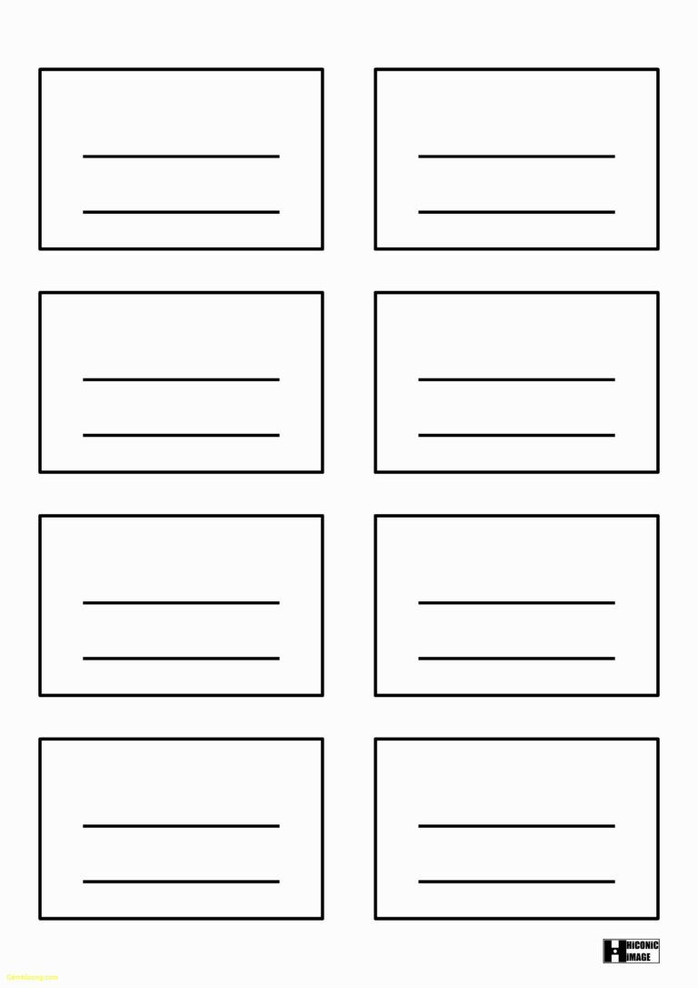 34 Visiting Microsoft 4x6 Index Card Template For Ms Word Pertaining To Microsoft Word Inde Business Card Template Word Note Card Template Blank Business Cards