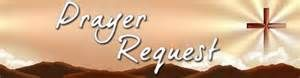 Lady Prayer Warriors Of The Church of Christ: POST PRAYER REQUEST HERE!!!!