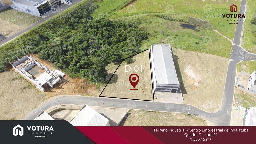Terreno Industrial no Centro Empresarial de Indaiatuba