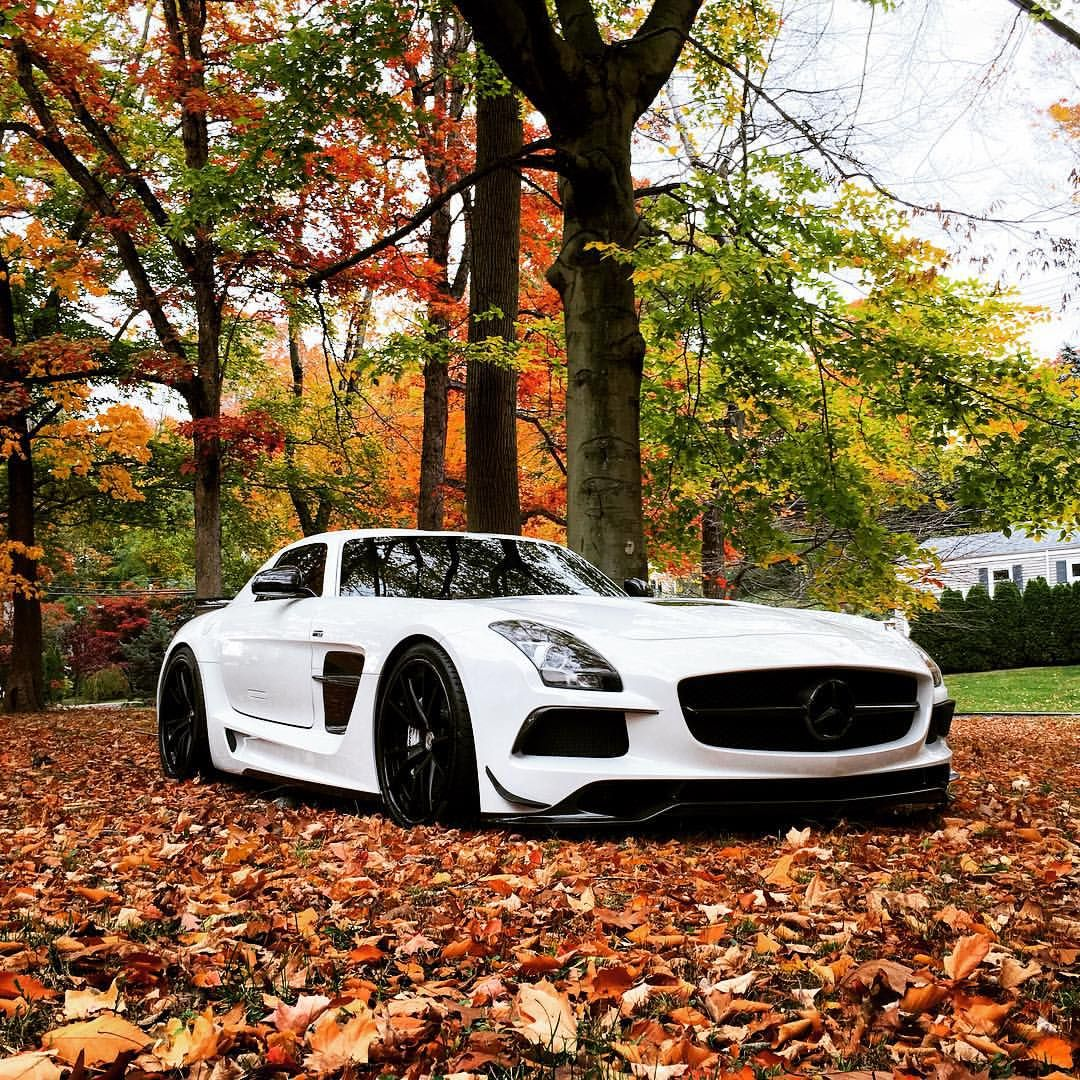"England Luxury Car: BC On Instagram: ""Always Love That New England Fall"