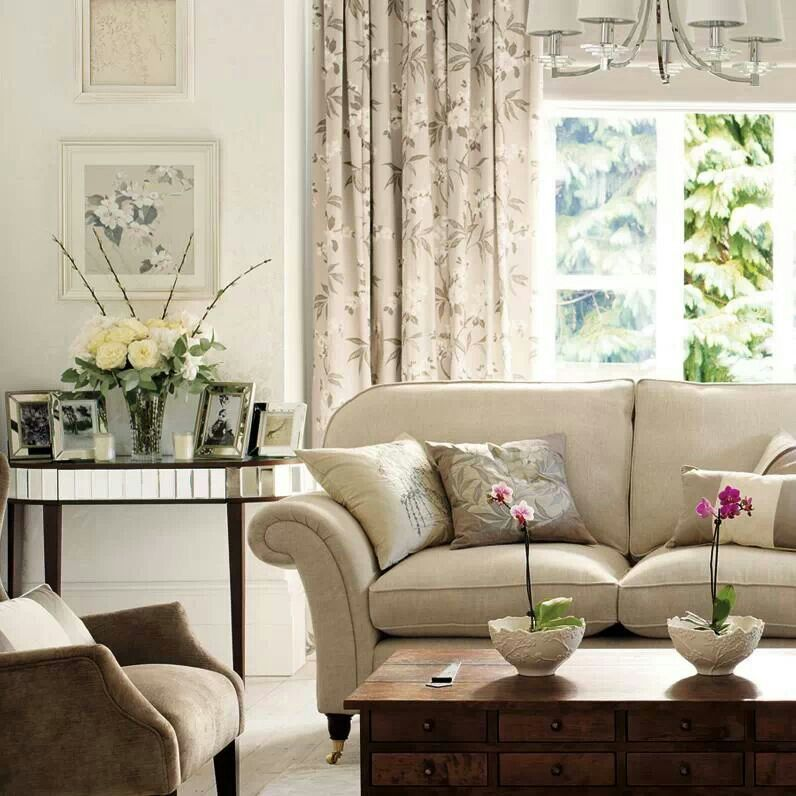 Laura Ashley Style Living Mobilier
