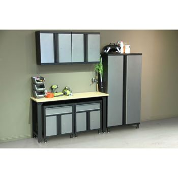 Superbe Costco: Dura Cabinet Pro II 6 Piece All Steel Garage Storage System. Need  To Organize My Tools!