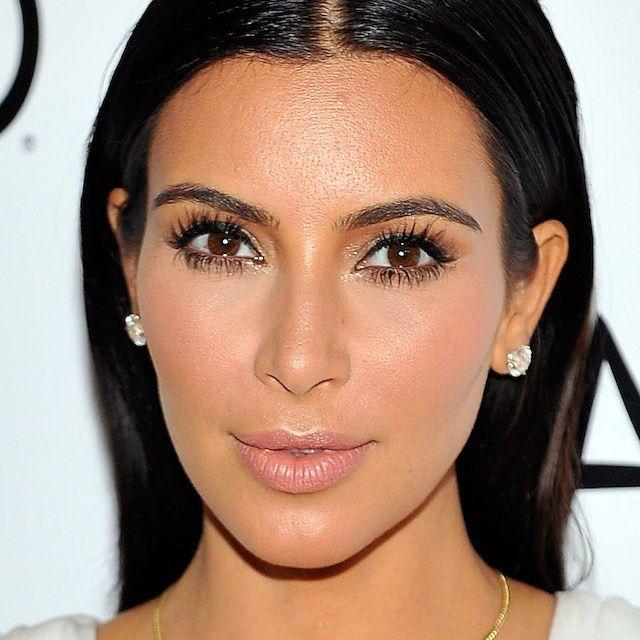 On the blog today :: The Trick Kim Kardashian's Makeup Artist Uses to Create Fuller-Looking Lips  visit www.theliplab.com/blog #theliplab #kimkardashian #lipstick #makeup #blog