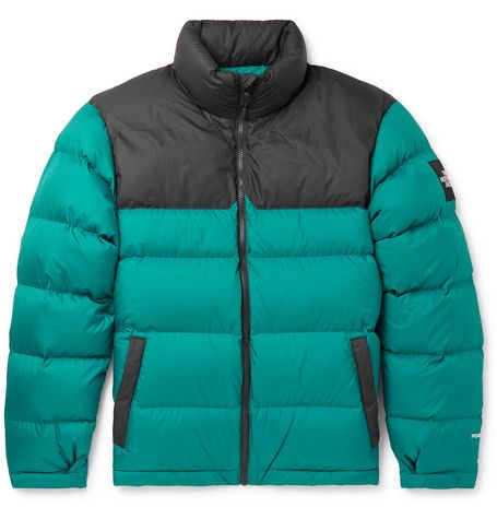 af4696747a6f THE NORTH FACE 1992 NUPTSE QUILTED SHELL DOWN JACKET - TURQUOISE.   thenorthface  cloth