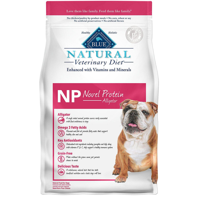 Blue Buffalo Blue Natural Veterinary Diet Np Novel Protein