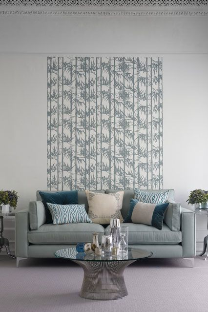 Feature Wall Living Room Ideas Furniture Designs Decorating Ideas Houseandgarden Co Uk Feature Wall Living Room Living Decor Wall Decor Living Room