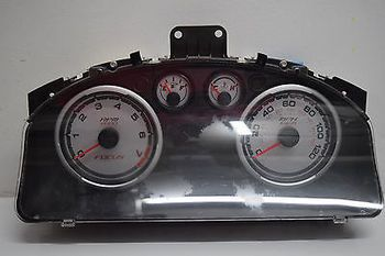 08 Ford Focus Speedometer Instrument Cluster 08 Ford Focus Ford
