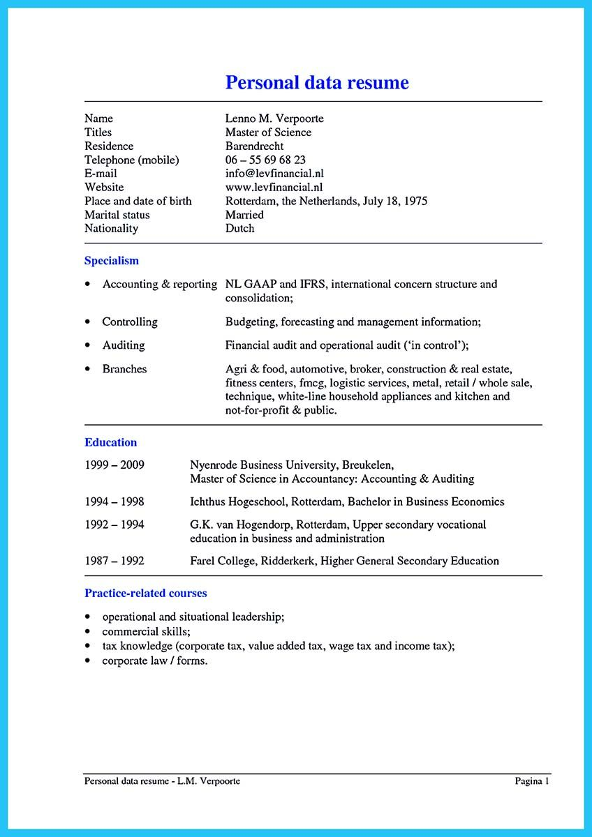 awesome Best Data Scientist Resume Sample to Get a Job