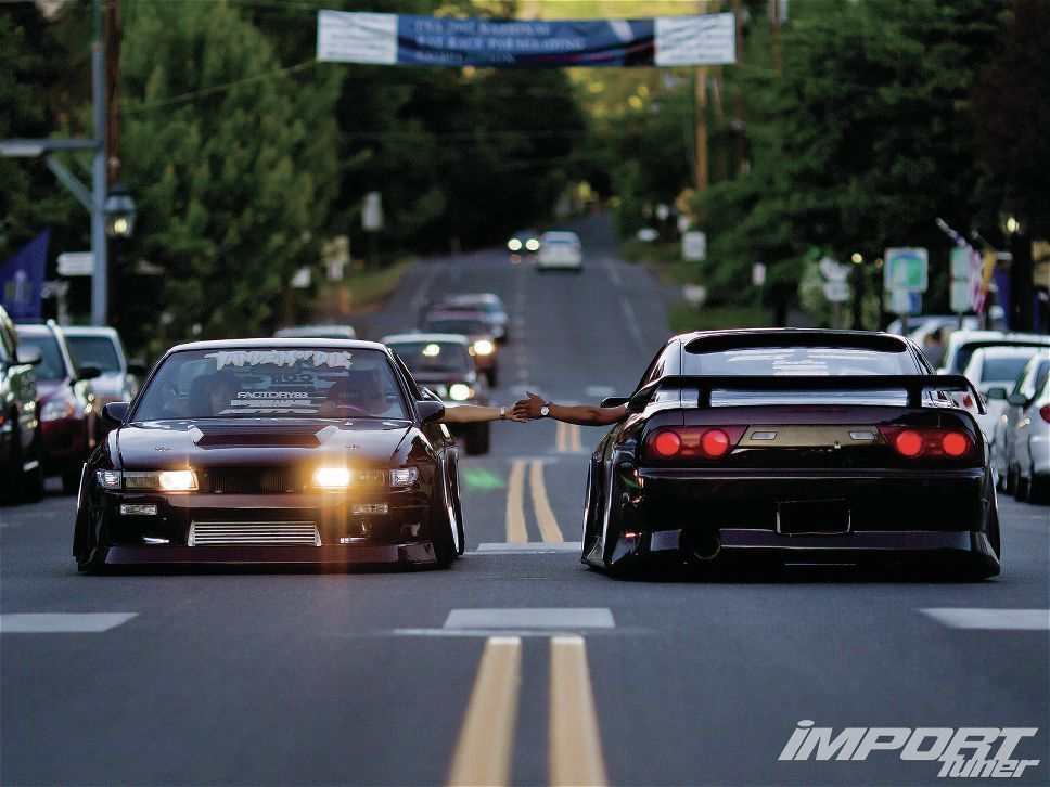 1992 Nissan 240sx Coupe Bn Sports Body Kit Photo 2 Awesome Rides
