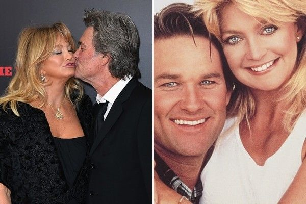 Going Overboard 30 Years Later Will Goldie Hawn And Kurt Russell Ever Get Married Goldie Hawn Kurt Russell Got Married