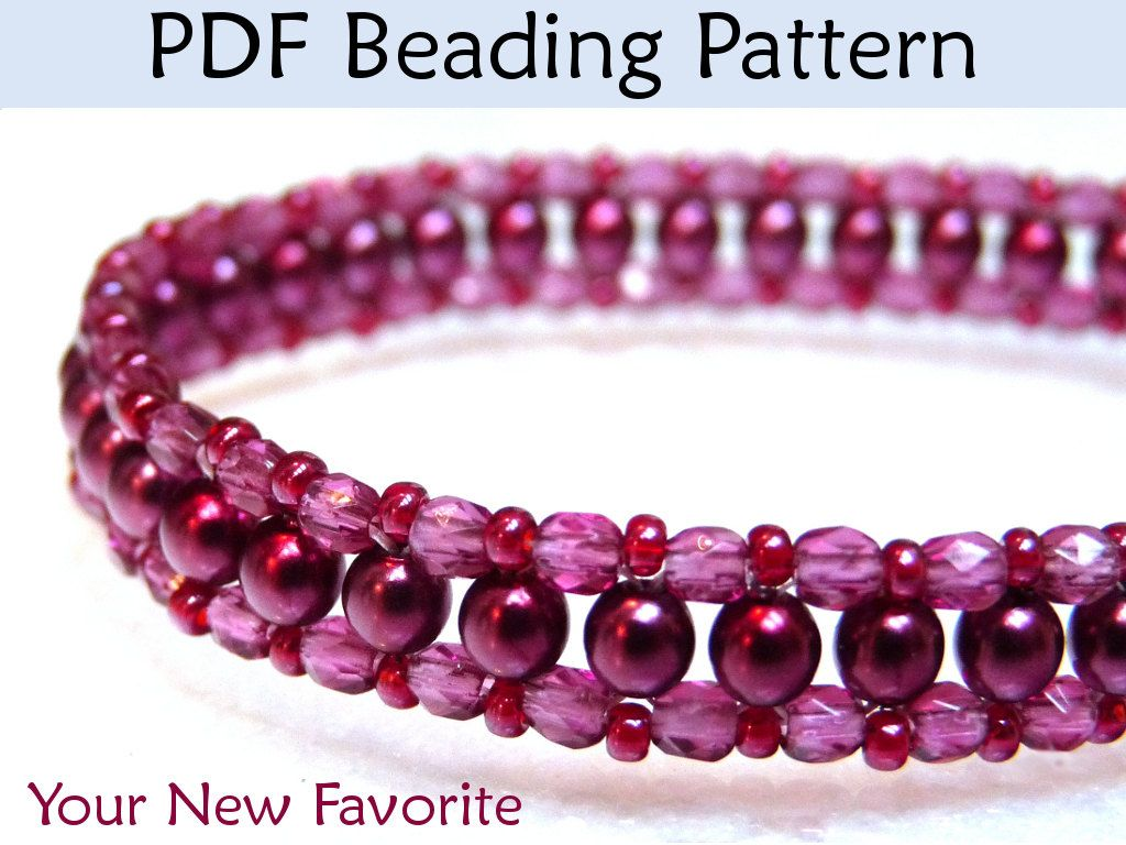 beaded bracelet tutorials bead stitching tutorials bracelet patterns seed beads pearls