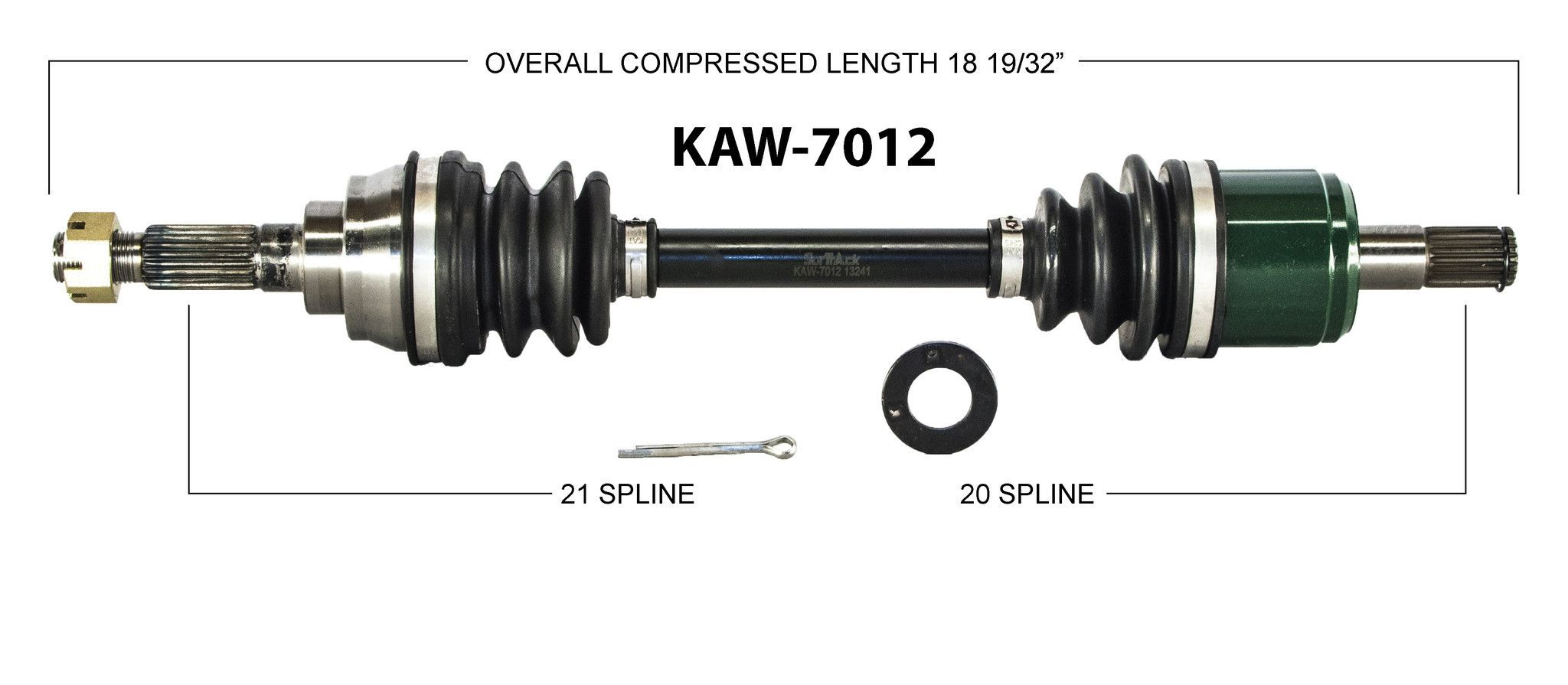 Pin on ATV/UTV cv axles for sale
