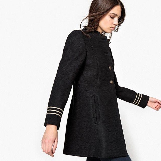 Veste kaki militaire femme la redoute