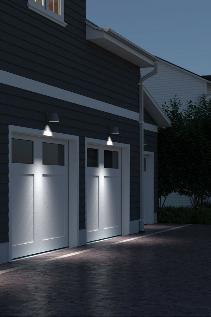 Clean Lines And Mid Century Modern Design Inspiration Characterize The Bowman 4 Led Outdoor Wall Sconce By Tech Light Outdoor Wall Sconce Outdoor Walls Outdoor