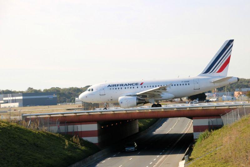 Airbus A318 d'Air France