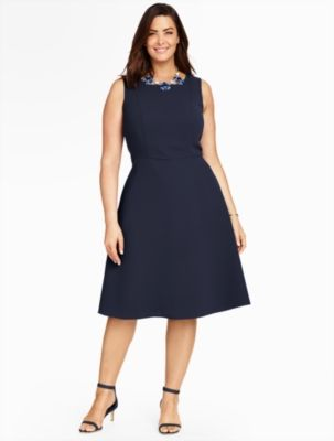 Full Dress Talbots Plus Size Special Occasion Dresses