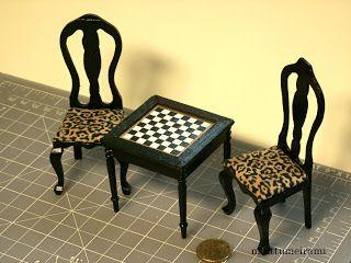 Shakkipöytä