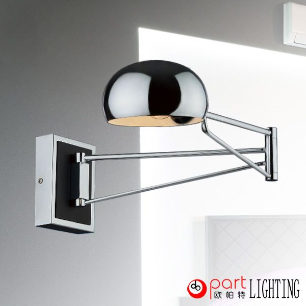 Modern Brief Rocker Arm Retractable Folding Ofhead Dimming Led Wall Lamp Family Room Decor Find Similar Lovely Piece Bedside Wall Lamp Wall Lights Wall Lamp
