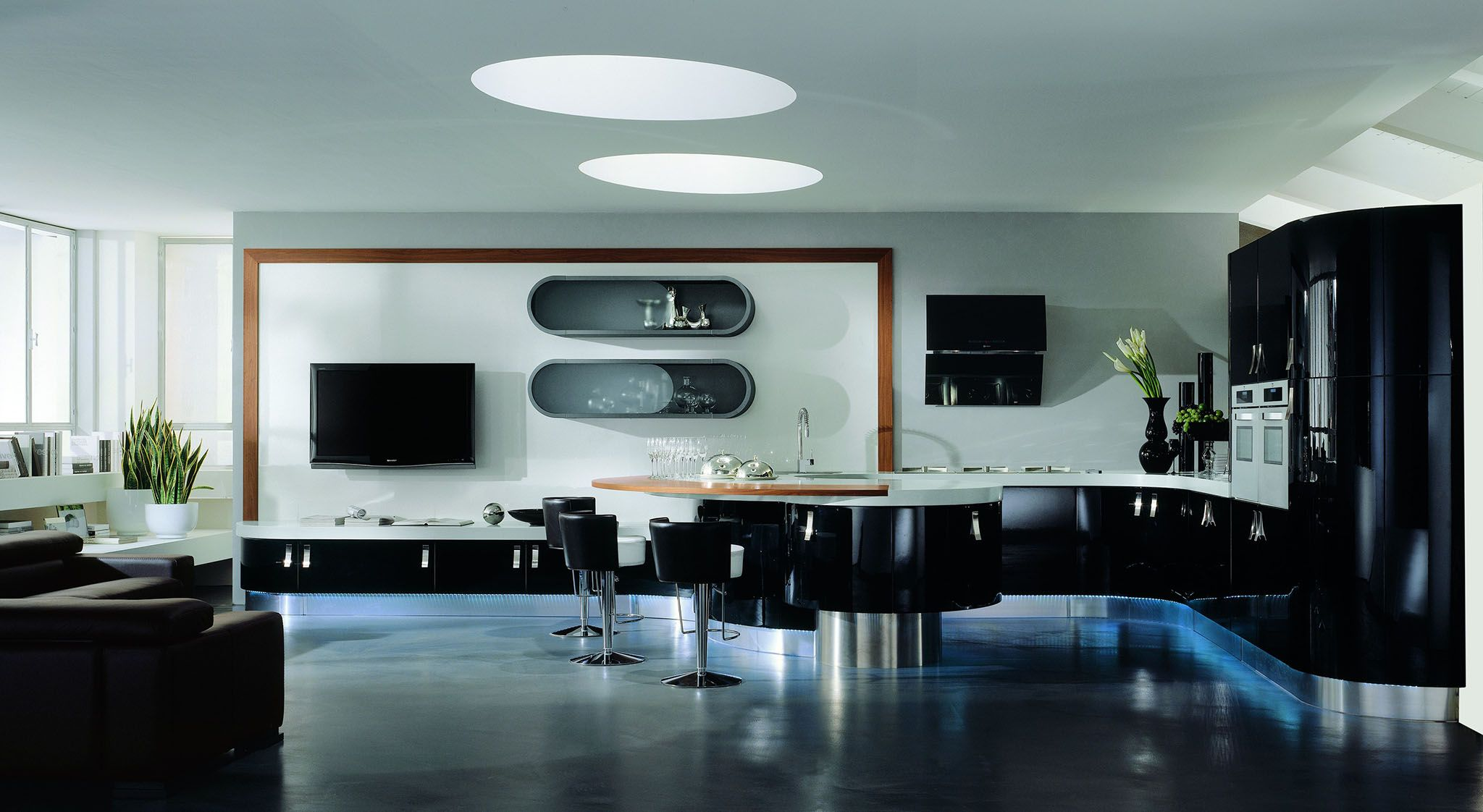 Gallery - Kitchens available in Edinburgh from Farrell Kitchens ...