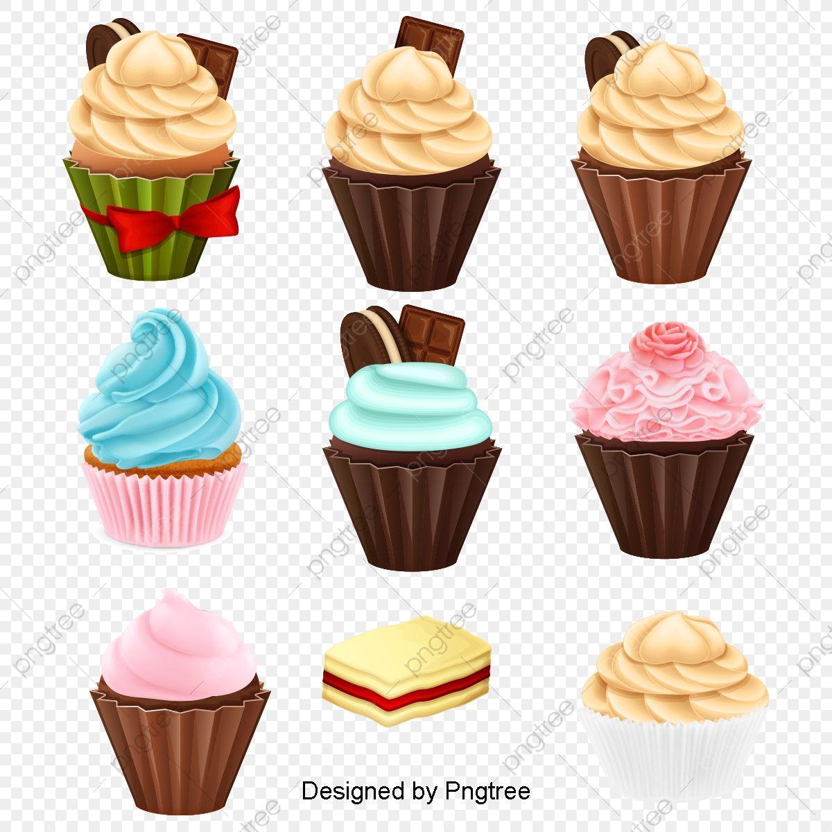 Vector Fruit Cupcake Cupcake Clipart Fruit Cupcakes Cup Cake Png Transparent Clipart Image And Psd File For Free Download Fruit Cupcakes Cupcake Clipart Cartoon Cupcakes