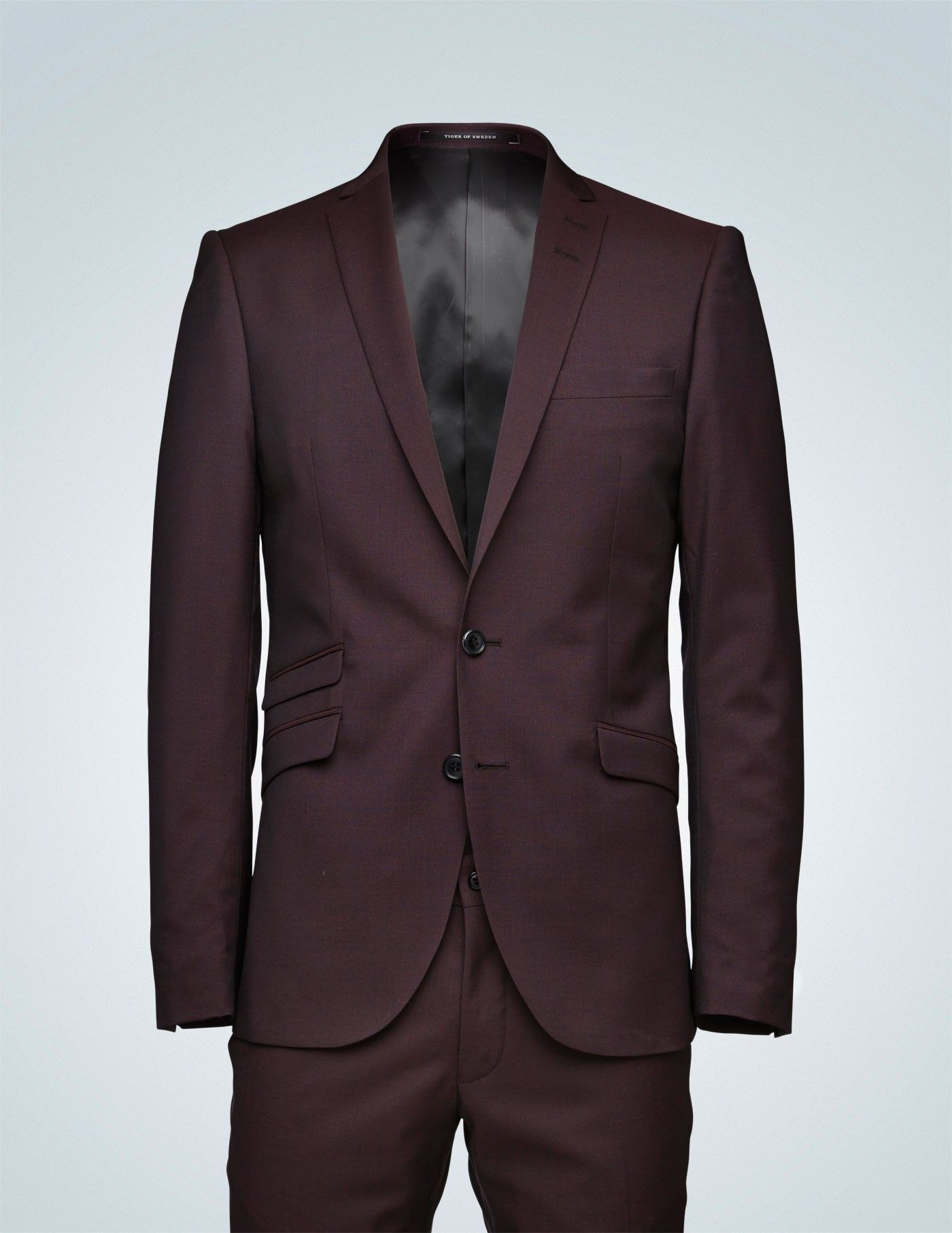 Nedvin wool suit - Suits | Tiger of Sweden