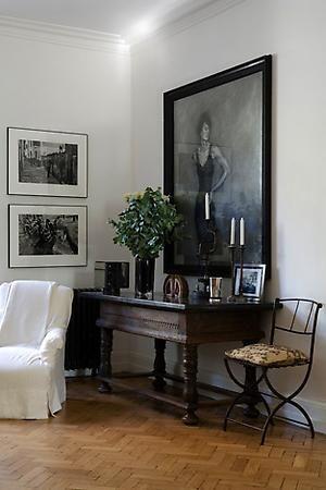Designer Rose Uniacke in London homes Pinterest Inspiration