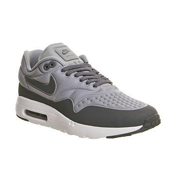 Nike Air Max 1 Ultra Wolf Grey Cool Grey Plush Hers