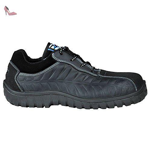 Cofra JV018-000.W39 New Phantom S3 SRC Chaussures de sécurité Taille 39 Noir Nj1bjoNFet