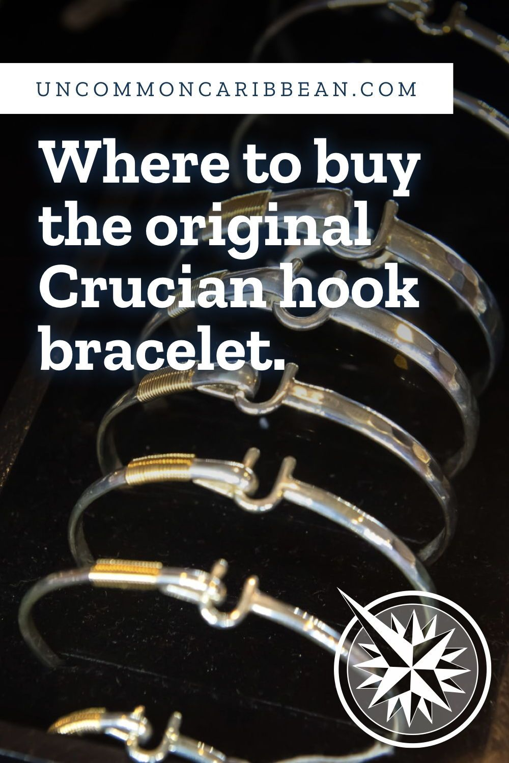Find Out Where To Buy The Original Crucian Hook Bracelet On St Crois Usvi Caribbean Travel Stcroix Usvi Hook Bracelet St Croix Bracelets With Meaning