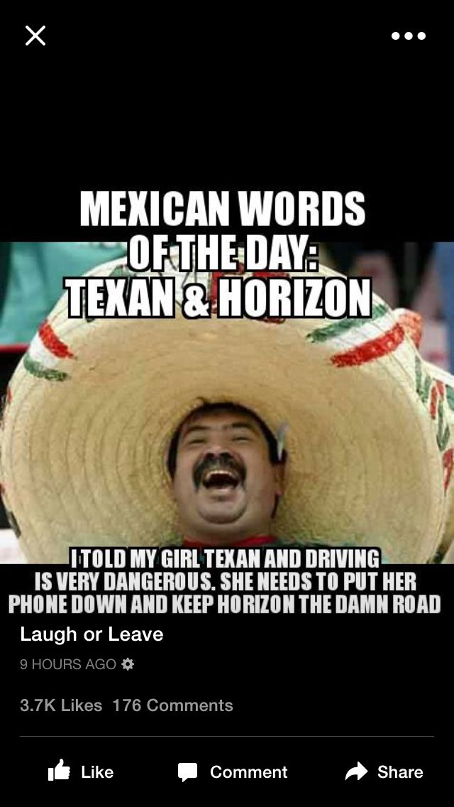 Mexican Word Of The Dayhorizon Cinco De Mayo Pinterest