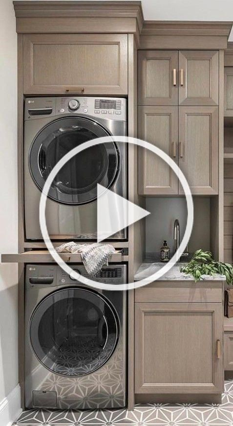 Home Interior Warm                                       Modern Laundry Room has never been so Great! Since the beginning of the year many girls were looking for our Flawless guide and it is finally got released. Now It Is Time To Take Action! See how... #interiors #homedecor #interiordesign