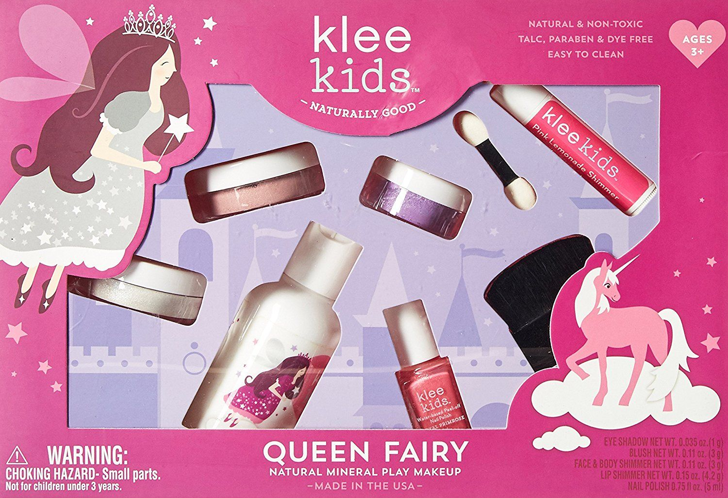 Best Natural Makeup - Luna Star Naturals Klee Kids Natural