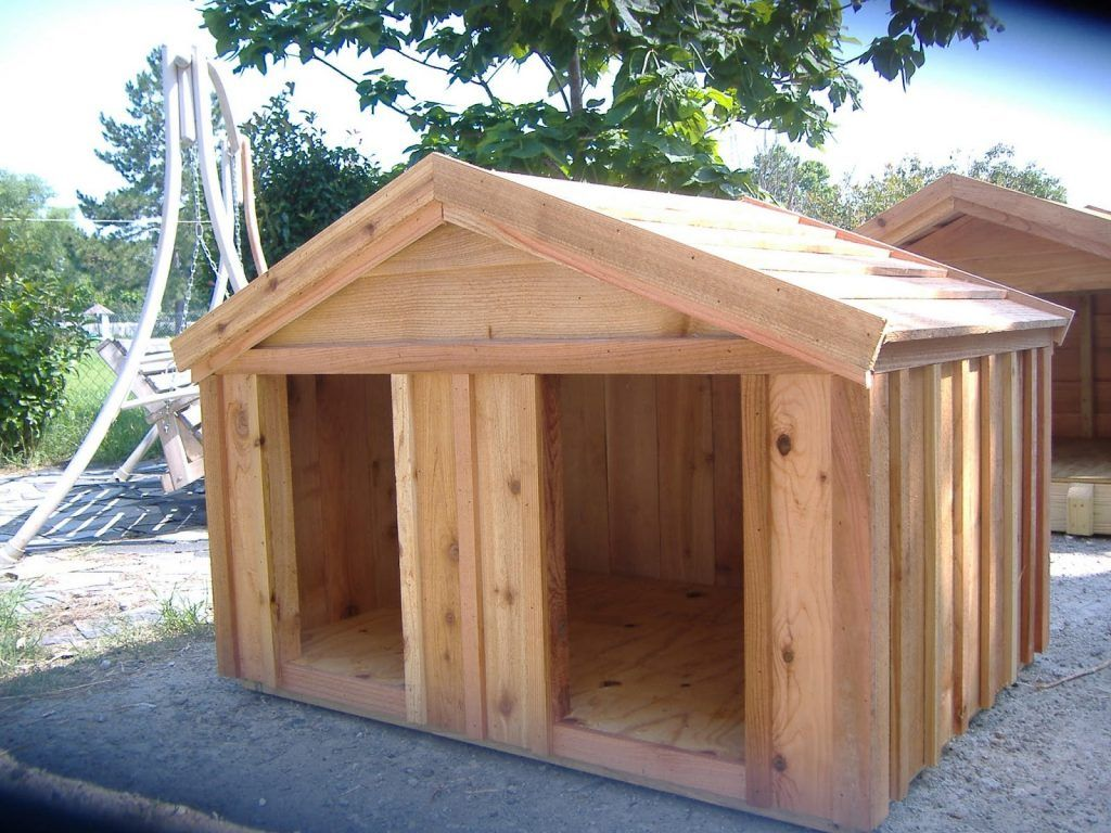 New Dog House Plans For 2 Large Dogs Big Dog House Cheap Dog