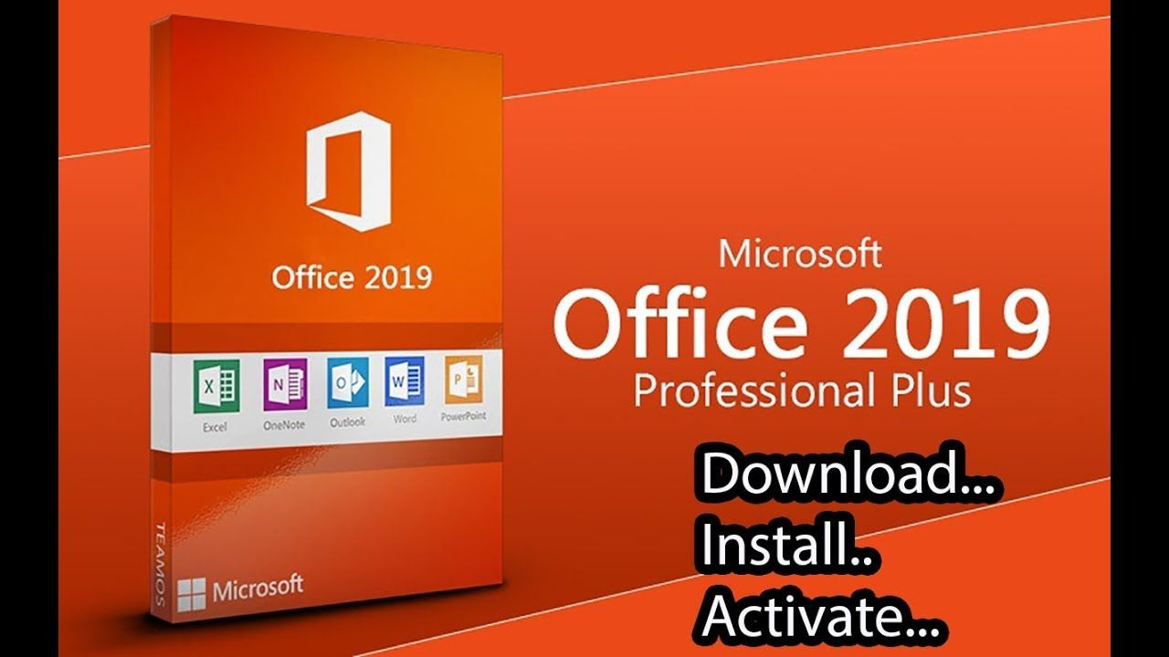 How to Download, Install, & Activate Microsoft Office 2019